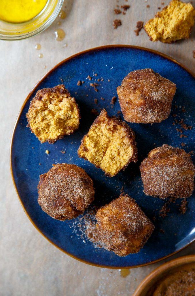 pumpkin-donut-holes