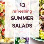 13 Refreshing Summer Salads