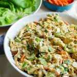 Simple Curry Chicken Salad