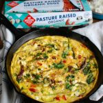 Sun-Dried Tomato Goat Cheese Frittata