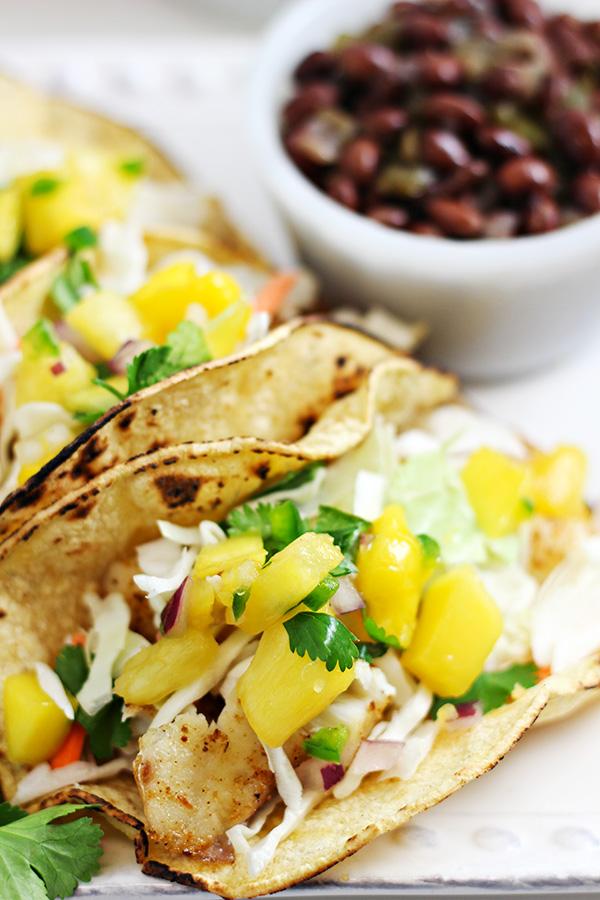 19 healthy seafood recipes a cedar spoon for Buffalo fish taste