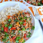 Easy Thai Pork Stir-Fry