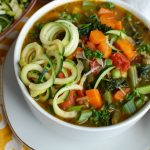 Spring Vegetable Minestrone