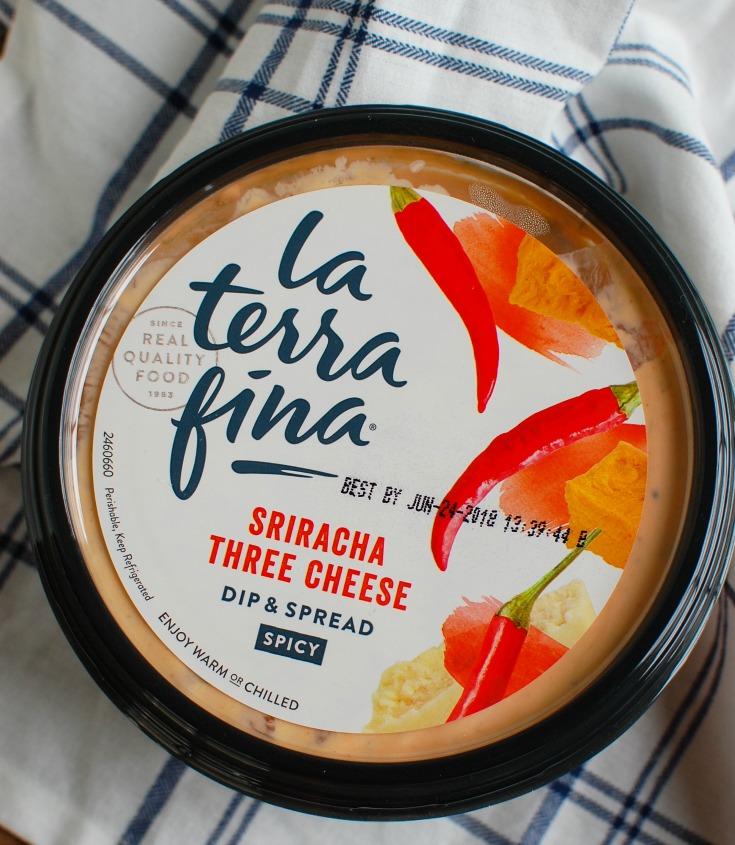 Baked Sriracha Sweet Corn Dip Product