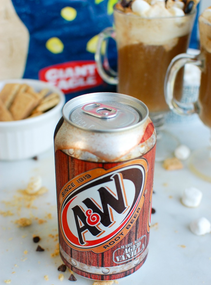 S'more A&W Root Beer Floats Bag
