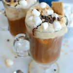 S'mores A&W Root Beer Floats