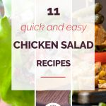 11 Quick and Easy Chicken Salad Recipes