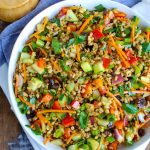 Easy Summer Farro Salad