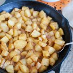 Easy Skillet Apples
