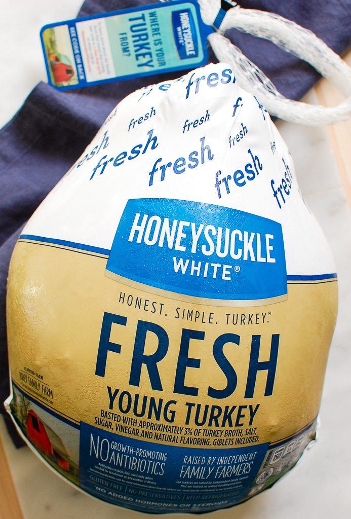 Honeysuckle White Turkey in Package