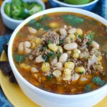 Instant Pot Pork Chili Verde