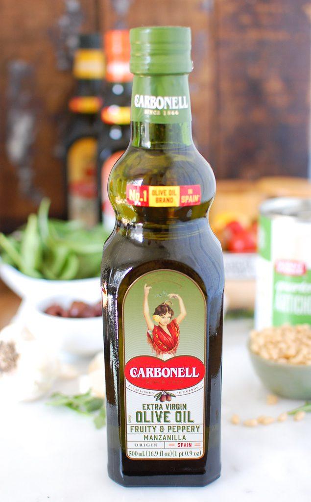 Mediterranean Pasta Bottles