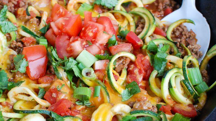 Mexican Zucchini