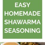 Shawarma Seasoning for chicken