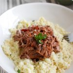 Slow Cooker Italian Short Ribs