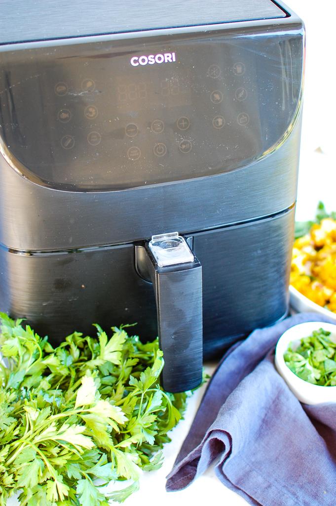 Air Fryer Cauliflower air fryer