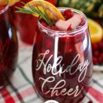 Christmas Sangria with Logo 1
