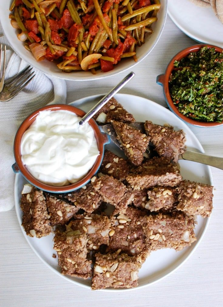Kibbeh Recipe