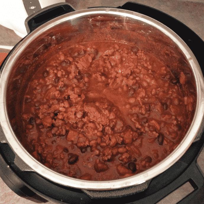 Instant Pot Chili Con Carne - Gold Ribbon Winner!