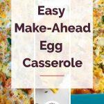 Egg Sausage Image Collage 7