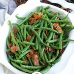 Green Beans with Bacon Logo