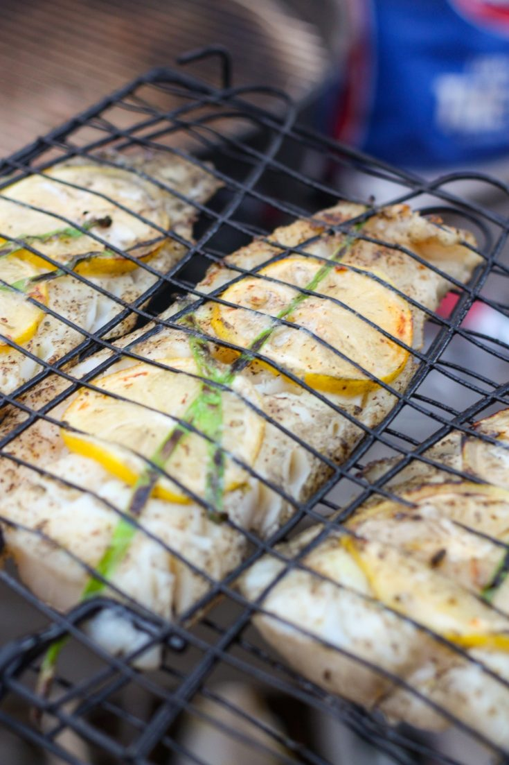 The Best Grilled Cod Recipe