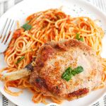 Easy Baked Pork Chops with logo 1