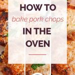 How to Bake Pork Chops in the Oven with logo 5