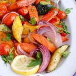 Mediterranean Roasted Vegetables Logo 1