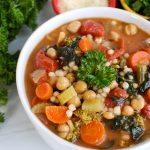 Easy Chickpea Soup