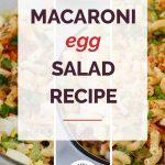 Macaroni Egg Salad with logo 45