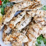 Lemon Marinade for Chicken