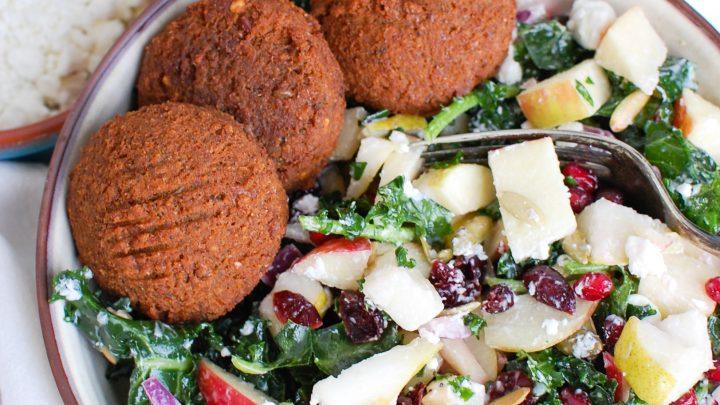 Easy Fall Salad