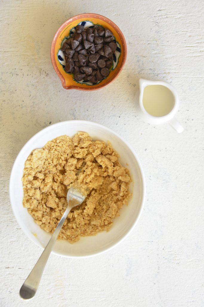 Edible Cookie Dough Step 2