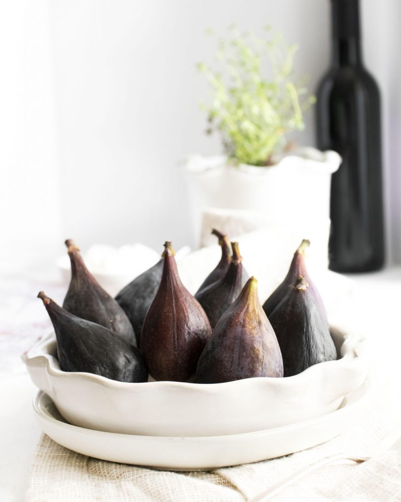 Goat Cheese Figs Wrapped in Prosciutto figs