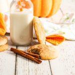 Pumpkin Snickerdoodles