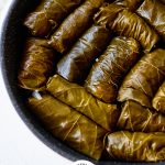 Stuffed Grape Leaves with Logo1