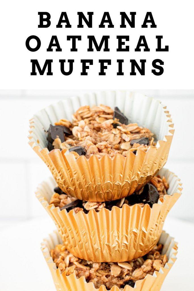 Banana Oatmeal Muffins Logo 2