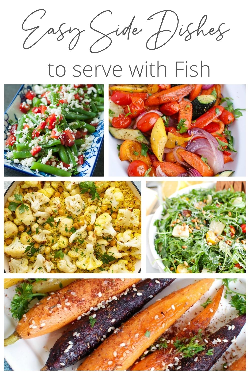 17 Easy Side Dishes for Fish.