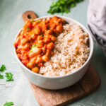 Chickpeas with Curry