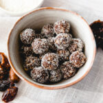 Easy Date Protein Balls
